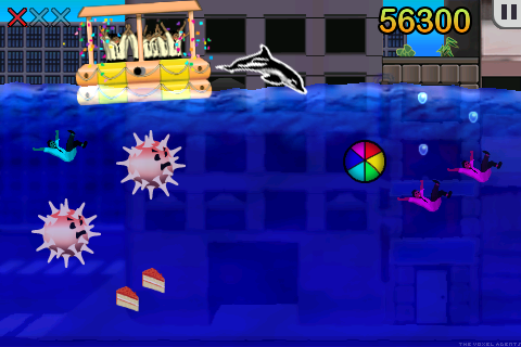 Dolphin Hero screenshot #1