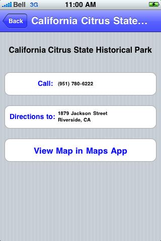 Riverside, California Sights screenshot #3