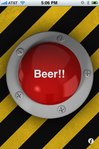 Beer Button - by 40cozy.com screenshot #1