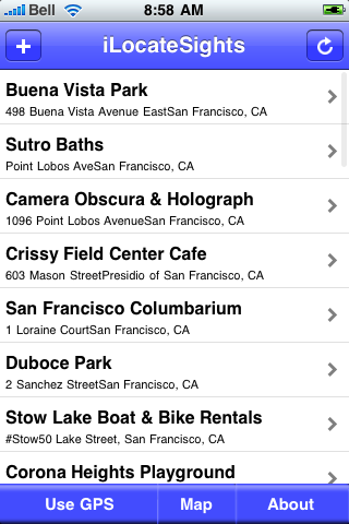 San Francisco Sights screenshot #2