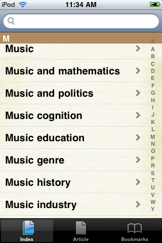 History of Music Study Guide screenshot #2
