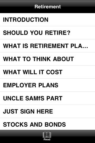 Retirement Planning screenshot #4
