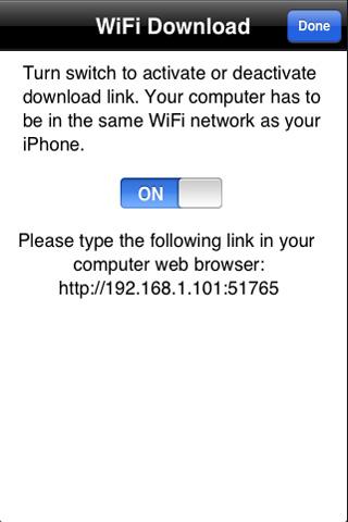 iDictaphone screenshot #4
