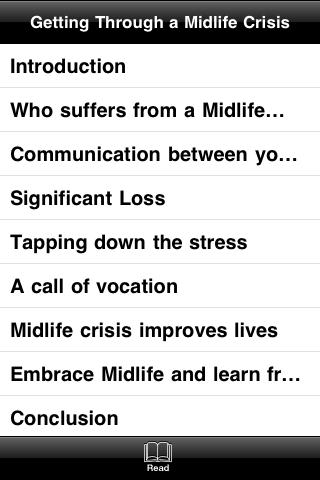Getting Through a Midlife Crisis screenshot #4