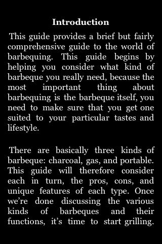 Barbeque Magic screenshot #2