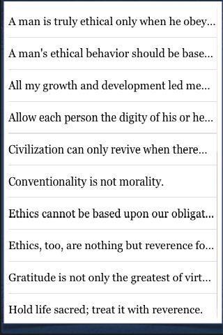 Ethics Quotes screenshot #3