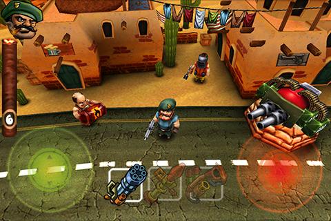 Guerrilla Bob Free screenshot #5