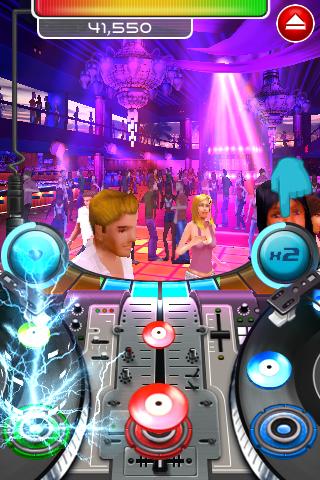 DJ Mix Tour Free screenshot #4