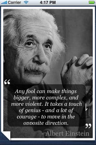 Best Albert Einstein Quotes screenshot #1