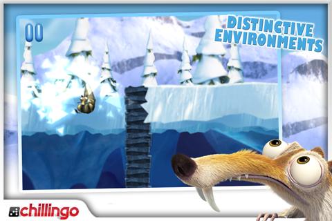 Ice Age: Dawn Of The Dinosaurs Lite screenshot 3