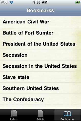 The Confederacy Study Guide screenshot #3
