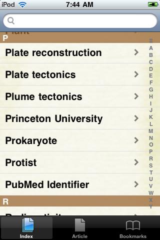 Plate Tectonics Study Guide screenshot #2