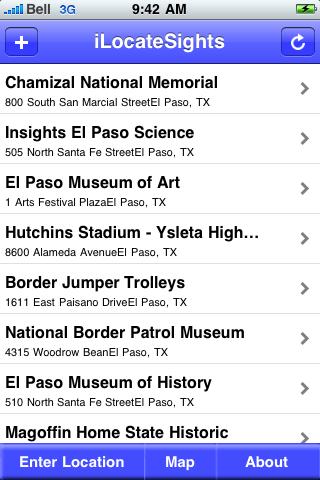 El Paso, Texas Sights screenshot #2