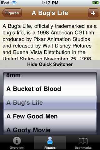 1990's Movie Almanac screenshot #3
