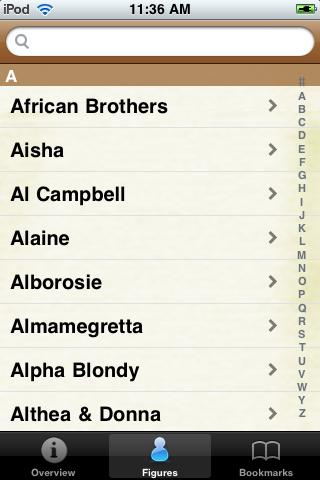 Reggae Stars Pocket Book screenshot #2