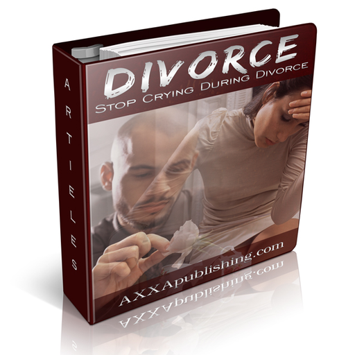 Stop Crying During Divorce