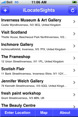 Inverness, United Kingdom Sights screenshot #2