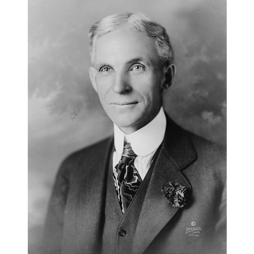 Henry Ford Study Guide