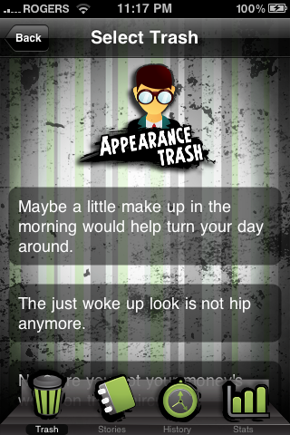Trash Talk - Vent Anonymously screenshot #2