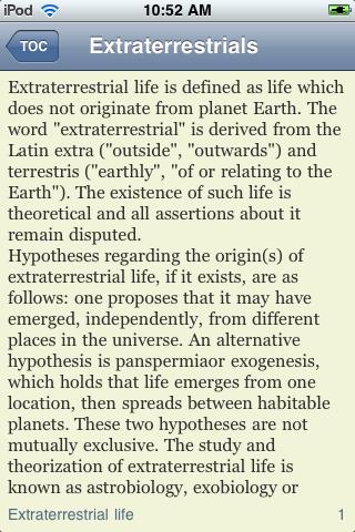 Extraterrestrials screenshot #3