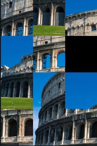 SlidePuzzle - Colosseum screenshot #1