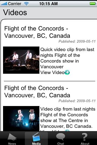 iNewsPro - Merced CA screenshot #3