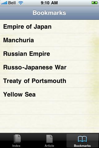 Russo Japanese War Study Guide screenshot #2