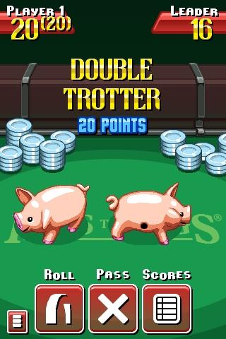 Pass the Pigs screenshot #2
