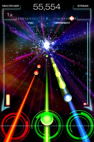 Tap Tap Revenge 2.6 screenshot 2