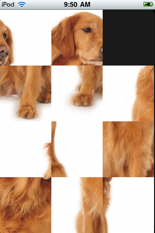 Slide Puzzle - Dogs edition screenshot #2