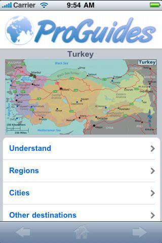 ProGuides - Turkey screenshot #1
