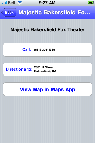 Bakersfield, California Sights screenshot #2