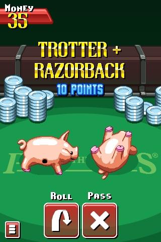 Pass the Pigs screenshot #4