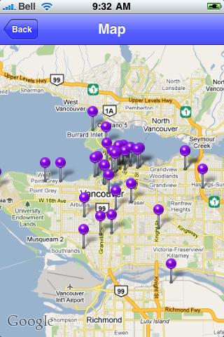 Vancouver Sights screenshot #1