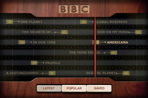 BBC Listener screenshot #5