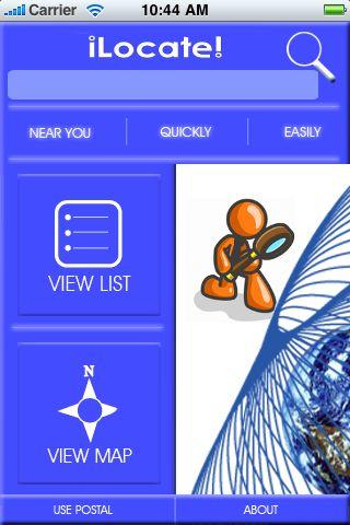 iLocate - Bridge Club screenshot #1