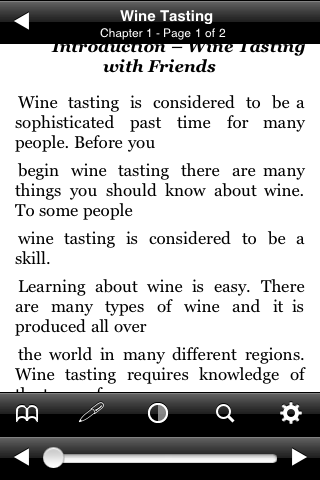 All About Wine Tasting screenshot #3