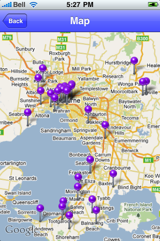Melbourne Sights screenshot #1