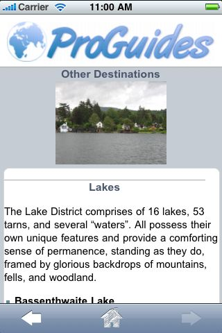 ProGuides - Lake District screenshot #3