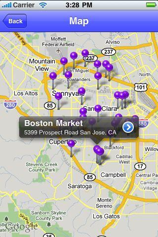iLocate - Consignment Stores screenshot #2