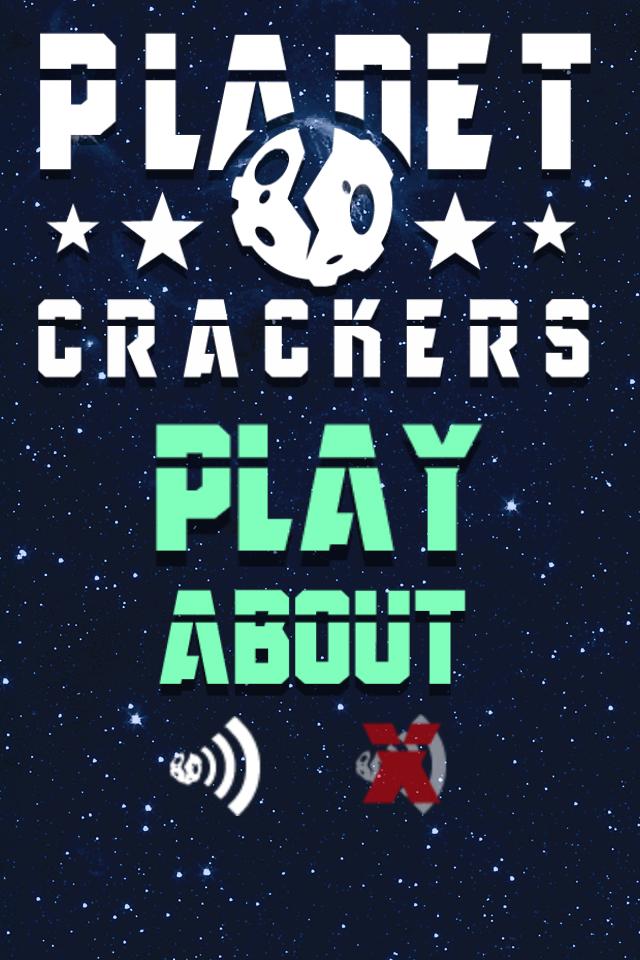 Planet Cracker screenshot #1