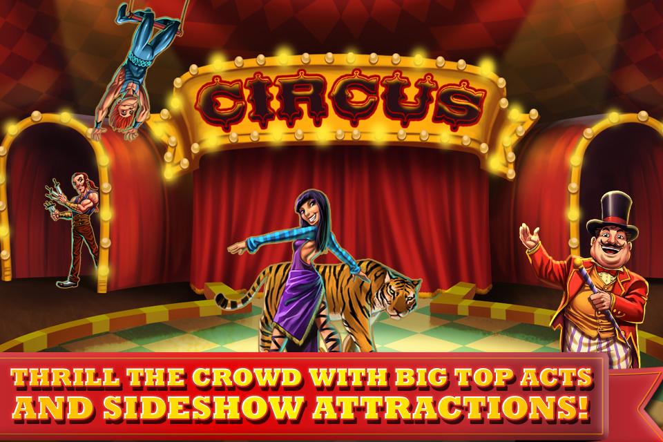 Circus City screenshot #4