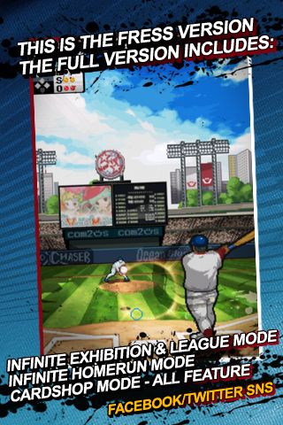 9 Innings: Pro Baseball 2011 Free screenshot #2