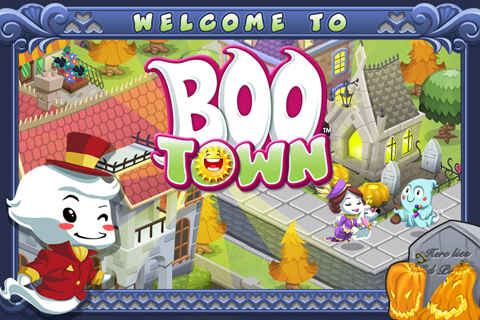 Boo Town screenshot #1