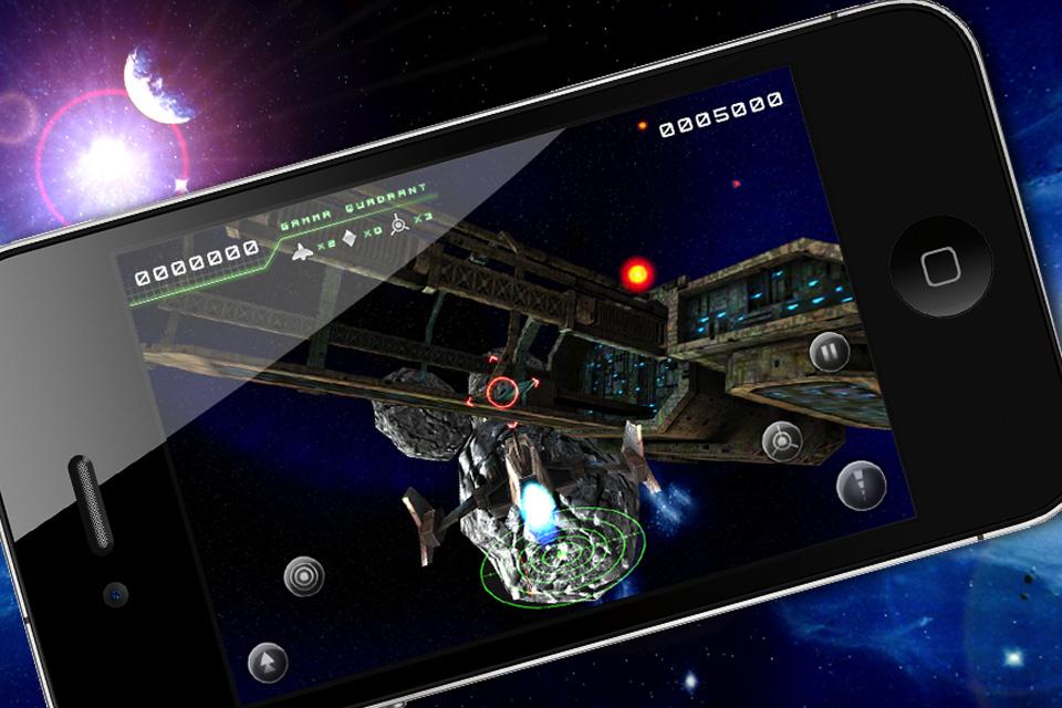 Asteroid 2012 Free-D screenshot 2
