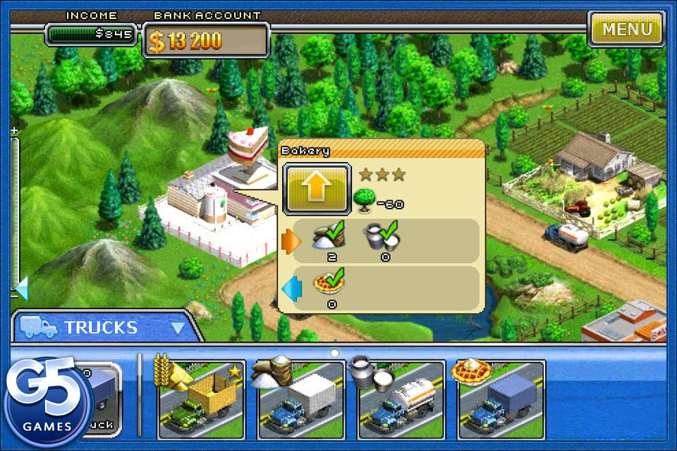 Virtual City Free screenshot #3
