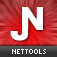 JaNet – Network Tools Icon