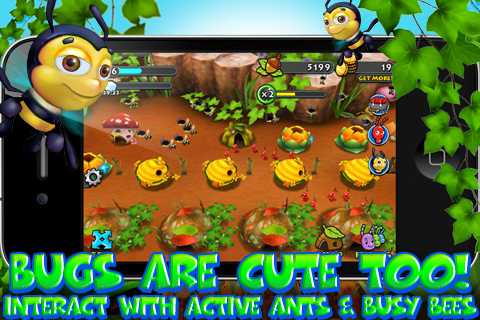 Bug Village Seasons screenshot #3