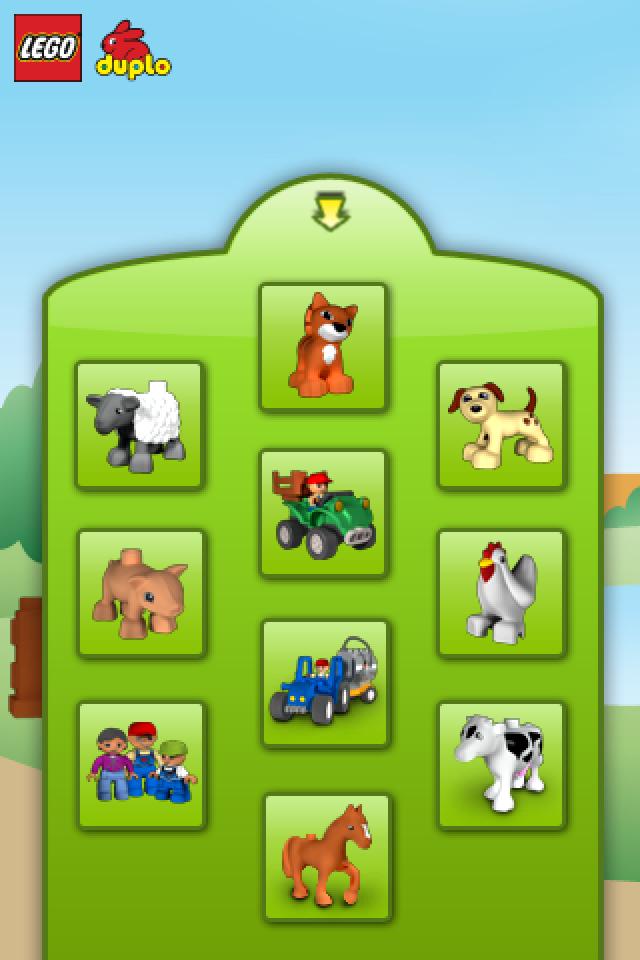 LEGO® DUPLO® Bauernhof screenshot #2