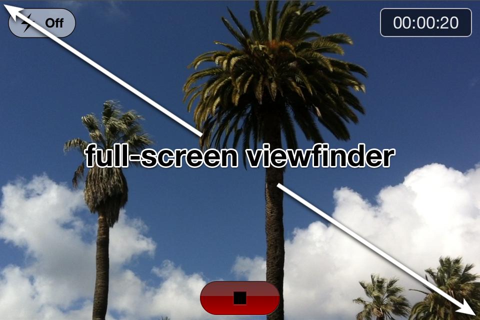 Luma Video Camera screenshot 5